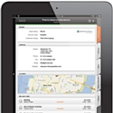 CRMpad d'Update Software est une application CRM pour iPad.