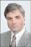 Louis Godron, président de l'Afic.