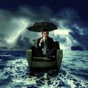 ' Gérer les crises financières dans les entreprises ' est un ouvrage écrit par David Brault, fondateur du cabinet Objectif Cash