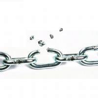 La chaîne brisée