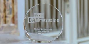 Trophées DAF magazine : le cru 2014...