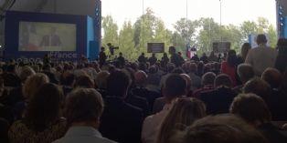 Université d'été du Medef : Manuel Valls séduit les patrons