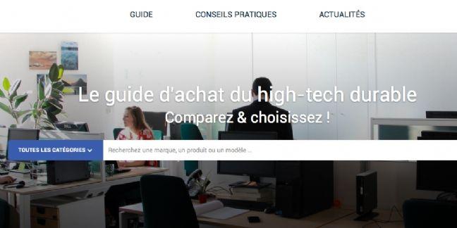 Achats responsables: l'EcoGuide IT facilite la sélection du matériel informatique