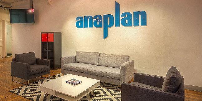 Anaplan, la start-up qui bouscule les systèmes de gestion des sociétés