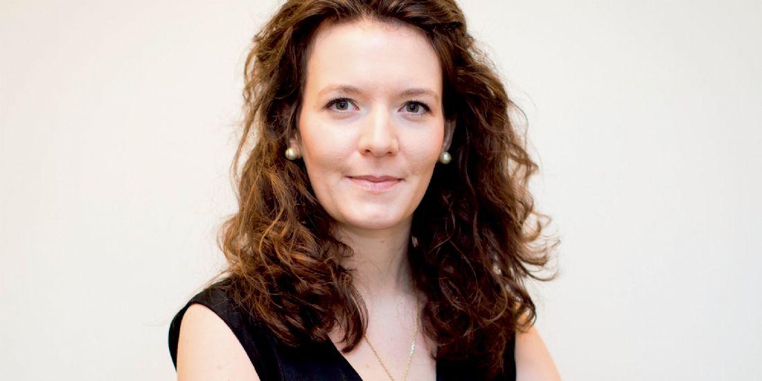 Elisa Assier de Pompignan, VP finance de Dataiku.