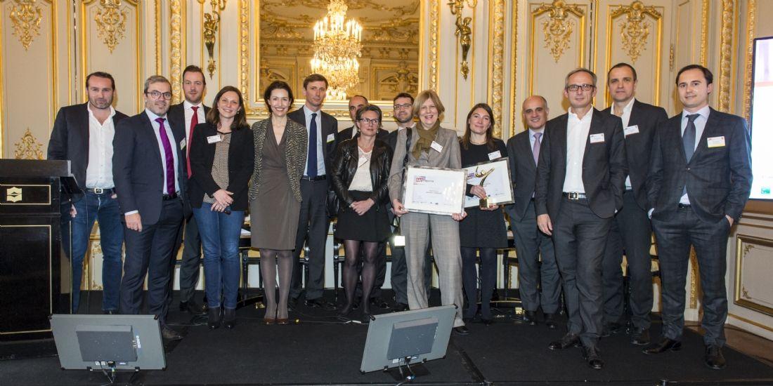 La 4e édition des Trophées Daf Magazine s'est tenue à l'hôtel Shangri La, à Paris.