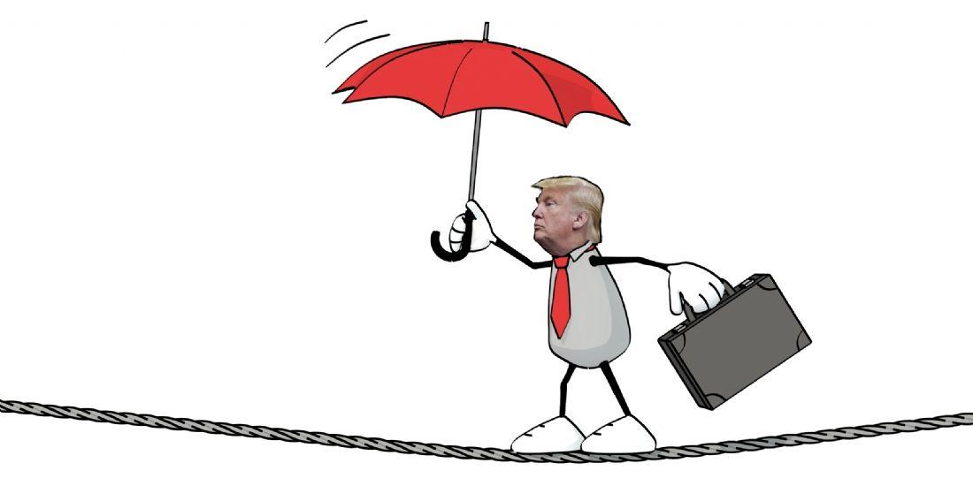 Orange is the new black ou Donald Trump et l'équilibre géopolitique mondial