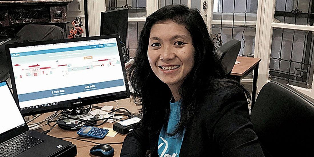 [Trophées DAF 2017] Mong-Trang Sarrazin (Doctolib): la passion des start-up