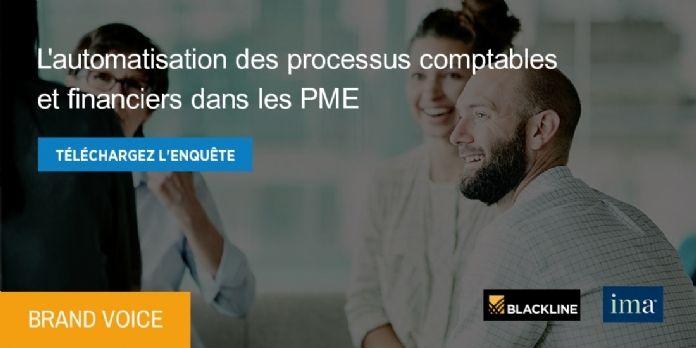 L'automatisation des processus comptables et financiers