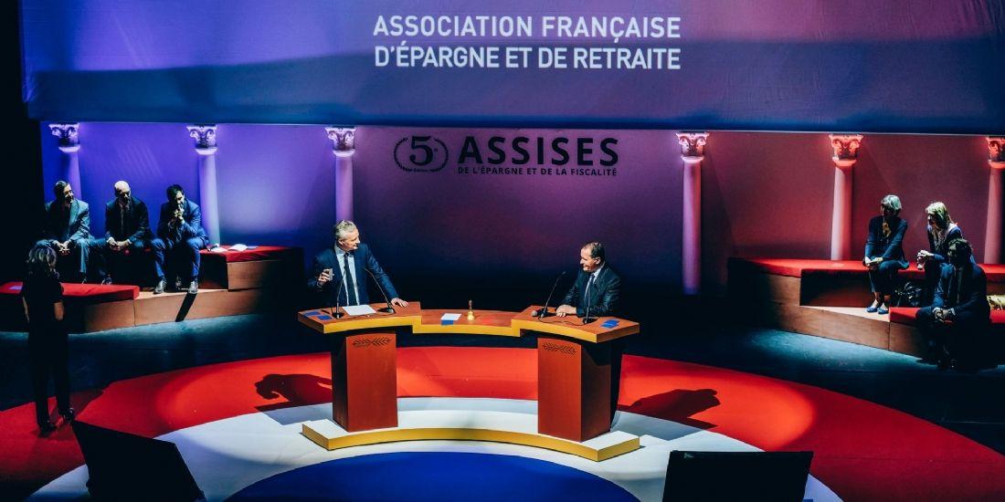 Epargne retraite: Bruno Le Maire annonce une baisse du forfait social pour les entreprises