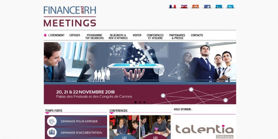 La finance et les RH s'unissent à Cannes