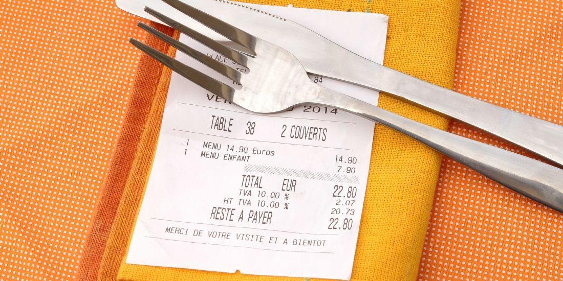 Notes de frais : les salariés français méritent un zéro pointé
