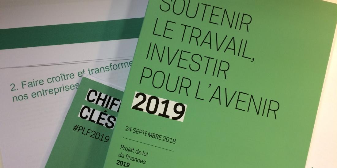 PLF et PLFSS 2019 : ce qui attend les PME