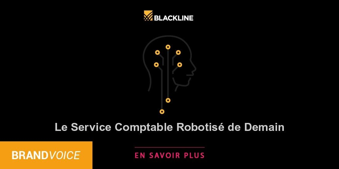 Bienvenue dans l'ère du Service Comptable Robotisé