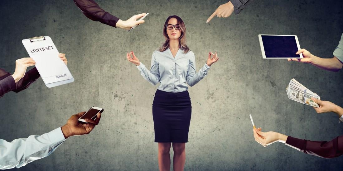 Les clés de la gestion du stress en période de rush