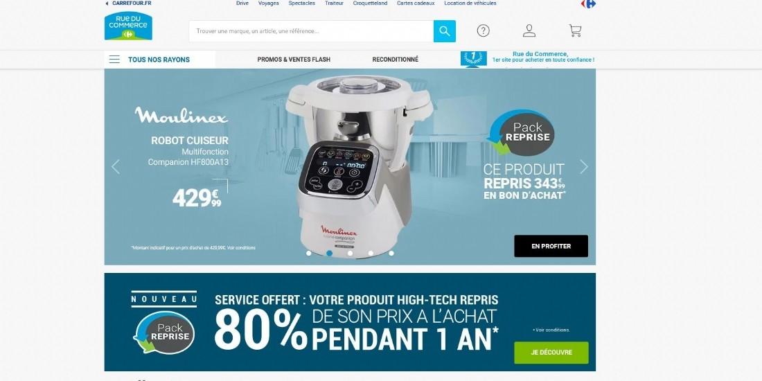 ShopInvest en négociation exclusive pour la reprise de Rue du Commerce