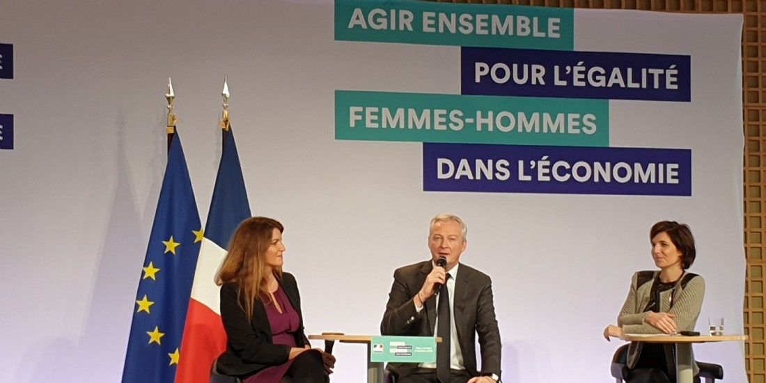 L'égalité femmes-hommes aura son projet de loi en 2020