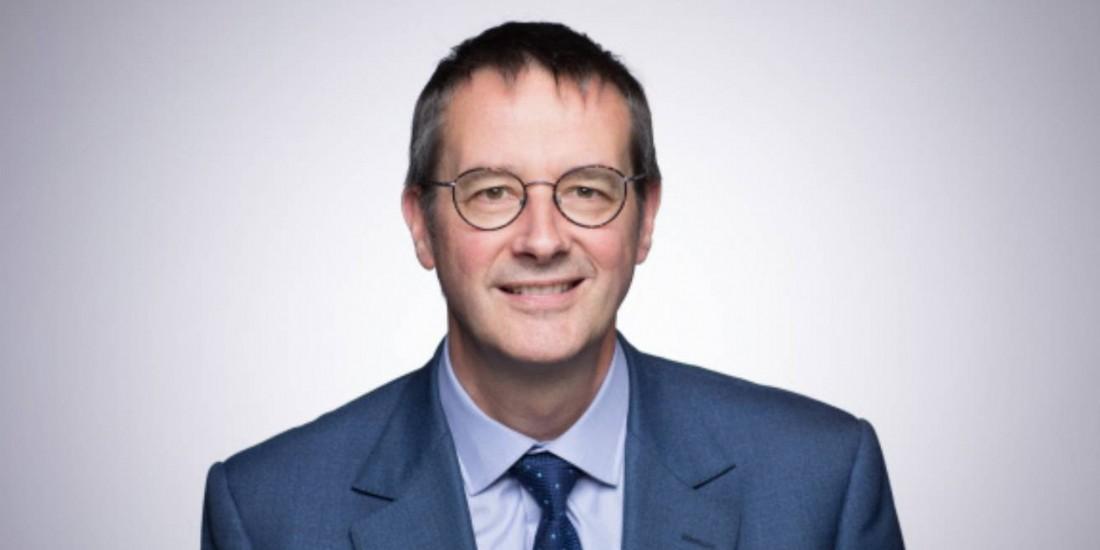 Julian Waldron est nommé directeur financier du groupe SUEZ