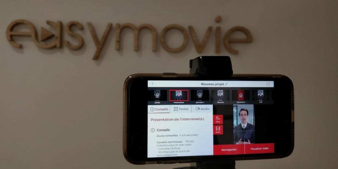 EasyMovie lève cinq millions d'euros pour se renforcer aux USA