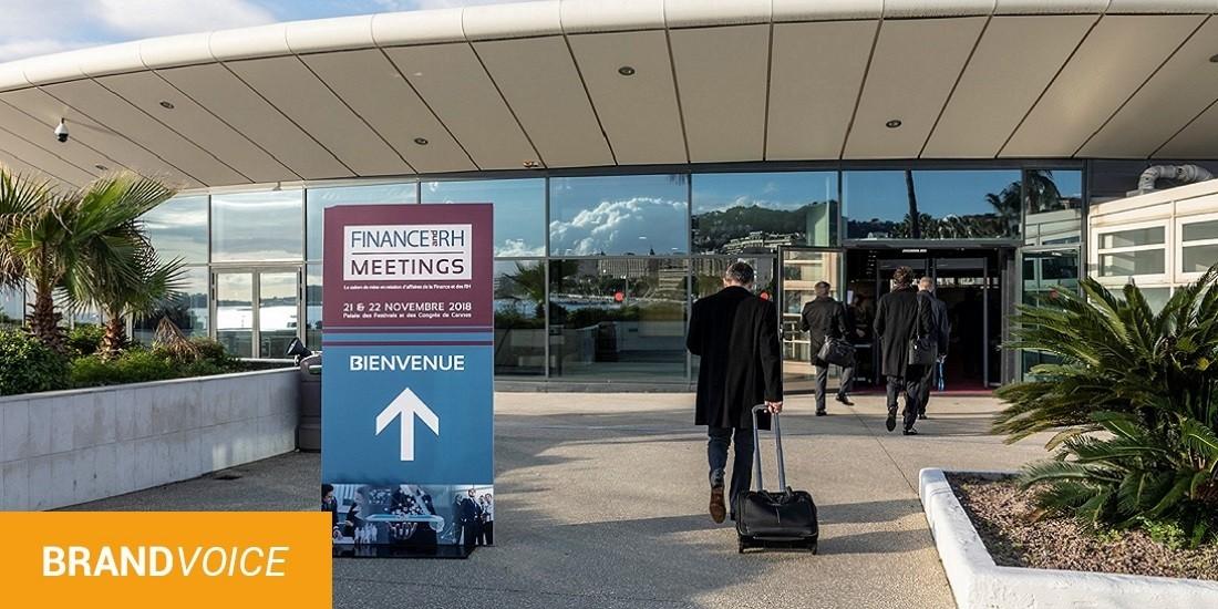 Finance and RH Meetings 2019 : Des conférences et ateliers pour affronter l'avenir...