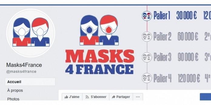 [Mobilisation] Déjà 12 000 masques FFP2 en route pour les soignants grâce au collectif d'entrepreneurs Masks4France
