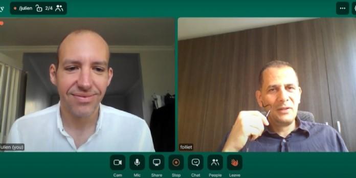 [Vidéo] Bertrand Folliet (Entrepreneur Venture) : 'La crise est un révélateur du caractère des entrepreneurs'