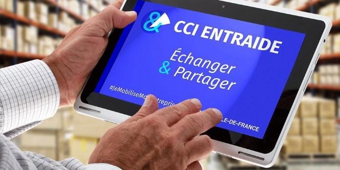 La CCI Paris Île-de-France lance une plateforme solidaire pour les entreprises