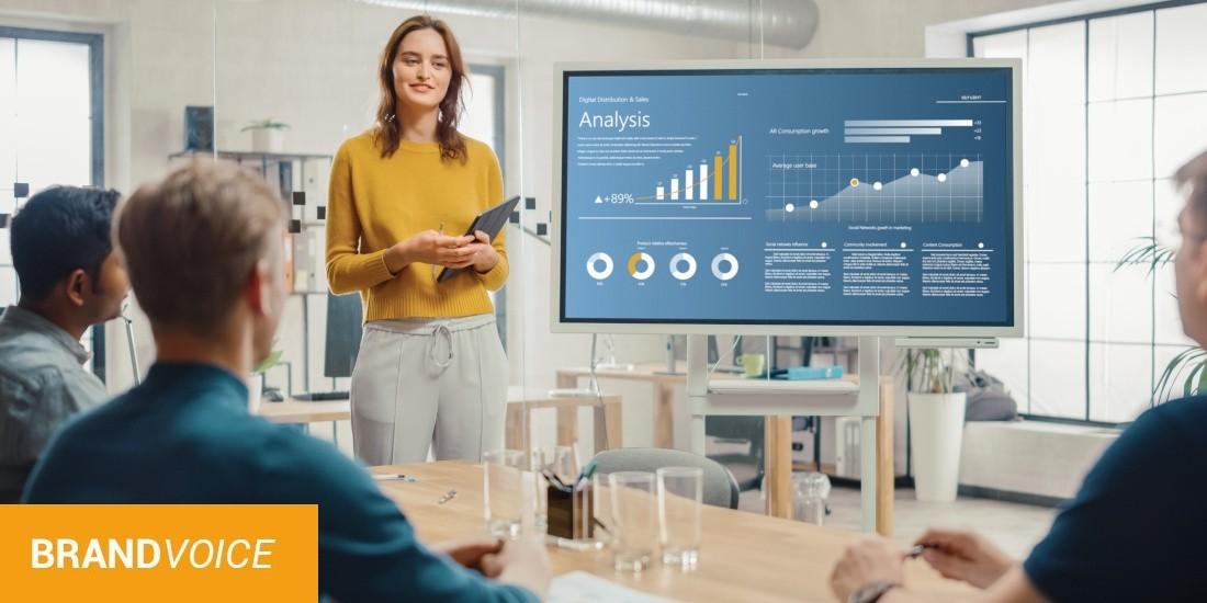Centraliser les données pour faire de la fonction finance un business partner