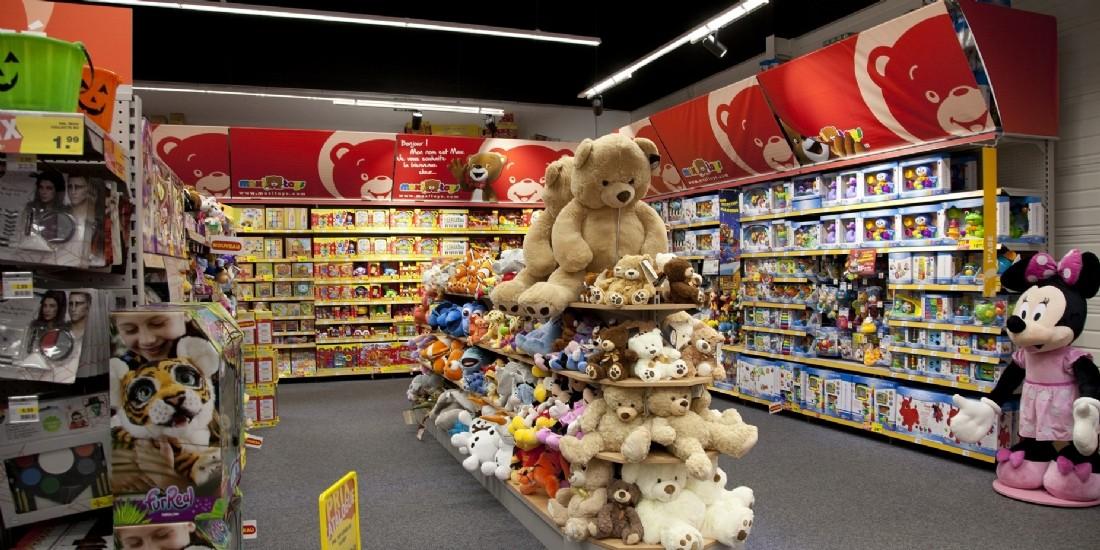 King Jouet reprend les magasins Maxi Toys en Suisse