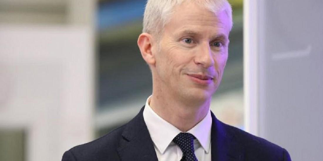 [ITW] Franck Riester, ministre délégué chargé du Commerce extérieur, détaille l'offensive du gouvernement pour l'export