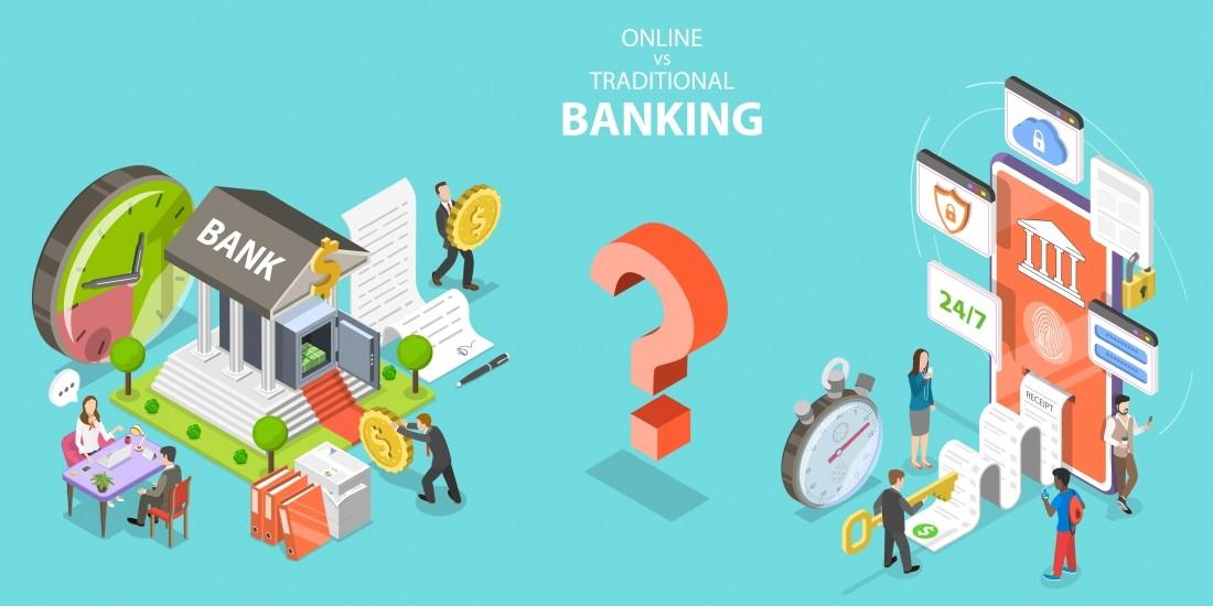 Banques en ligne et banques traditionnelles, et si elles coopéraient ?