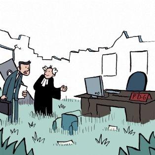 Évaluer le potentiel d'une entreprise en ligne de mire | Dossier : Reprendre une entreprise à la barre du tribunal