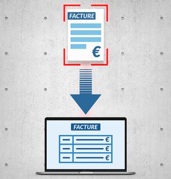 Reconnaissance intelligente de factures: comment fonctionne la saisie automatique ?