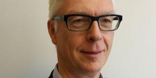 Éric Schwartz, directeur administratif et financier de la restauration collective France d'Elior