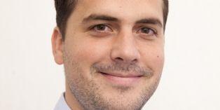 Benoît Vignon, directeur grands projets et audit de Newrest