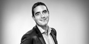 Nicolas Clisson, directeur administratif et financier de Cleor