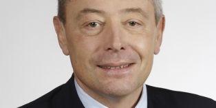 Philippe Delalande, directeur finances d'Auchan Retail
