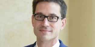 Alexandre Hamain, directeur financier France de JCDecaux