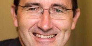 Philippe Doray, directeur administratif et financier d'Oeneo