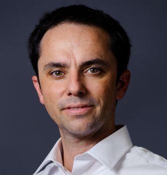 Gurvan Briand, directeur administratif et financier de Verisure par Securitas Direct France