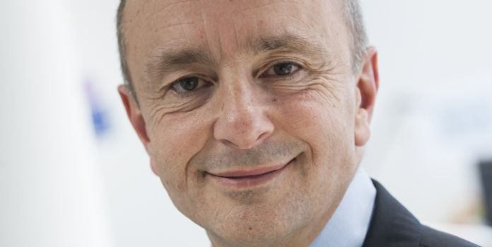 Jean-Claude Poupard, directeur financier d'Europcar Groupe