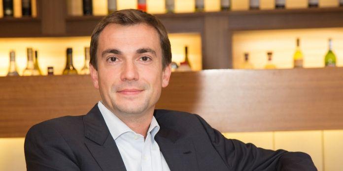 Ludovic Ledru, vice-président finance de Pernod Ricard Asia