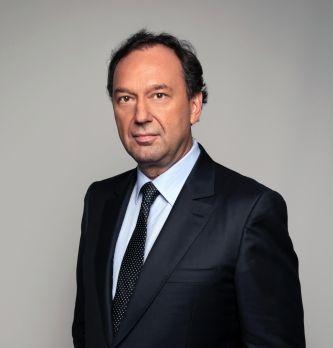 Michel Delville, directeur financier du groupe Saft