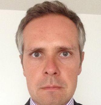 Antoine Delautre, directeur financier du groupe RRG