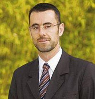 Christophe Mauriet, directeur des affaires financières du ministère de la Défense