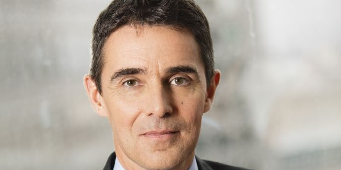 Gaël Falchier, directeur administratif et financier d'Engie Ineo