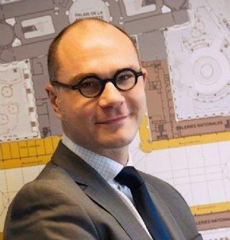 Grégory Berthelot, directeur général adjoint et directeur administratif et financier de l'AFP