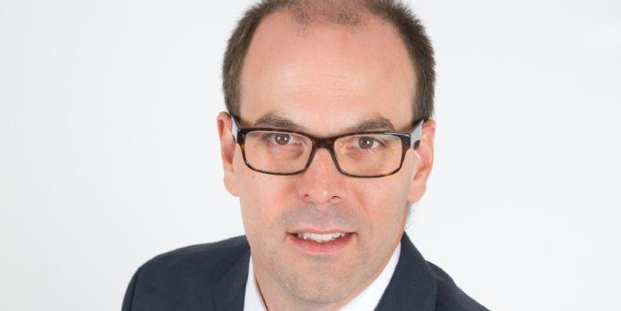Eric Sabia, directeur financier d'Altamir