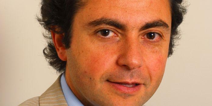 Stéphane Sabbah, directeur financier de la branche numérique de La Poste