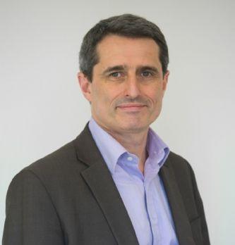 Christophe Legrand, directeur financier et juridique d'Immochan France